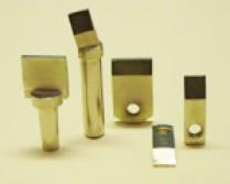 Diamant korrelplaten en naaldplaten